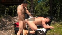 colt studio group fucking in the wild